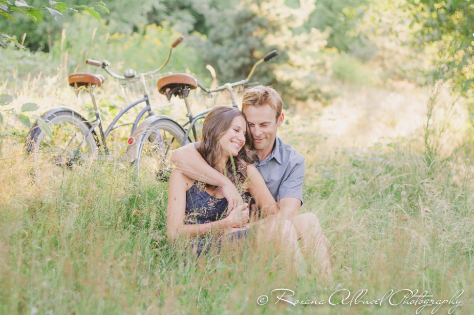 Vancouver Wedding Photographer 187 Roxana Albusel Photography 187 Spanish Banks Sunset Engagement
