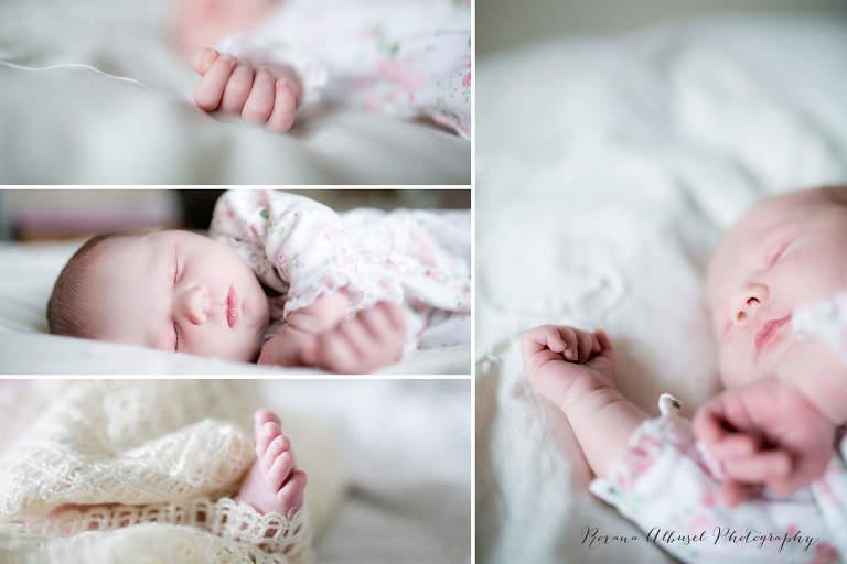 Vancouver family photographer newborn